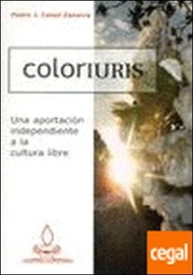 ColorIURIS: una aportación independiente a la cultura libre . Una aportación independiente a la cultura libre