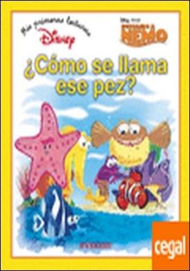 ¿Cómo se llama ese pez? . Buscando a Nemo