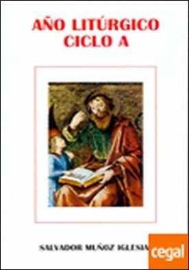 Año litúrgico ciclo A