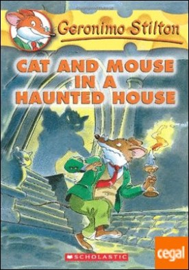 Cat and mouse in a haunted house . Cat And Mouse In a Haunted House