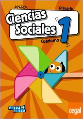 Ciencias Sociales 1. Cuaderno.
