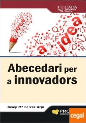 Abecedari per a innovadors