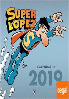 Calendario Superlópez 2019