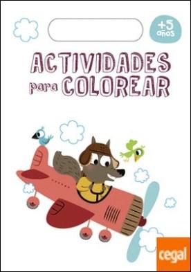 Actividades para colorear +5