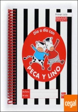 Agenda: Día a día con Peca y Lino. Educación Infantil