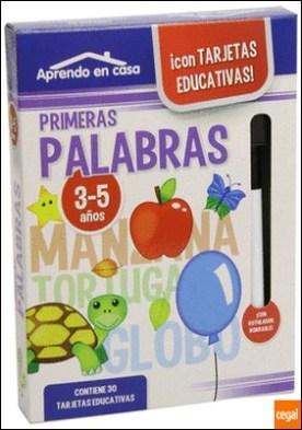 APRENDO EN CASA LAS PALABRAS (3-5 años)