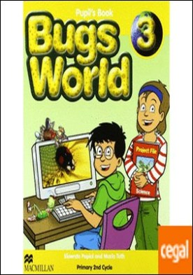 BUGS WORLD 3 Pb