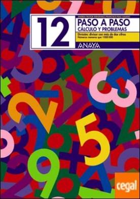 12. División: divisor con más de dos cifras