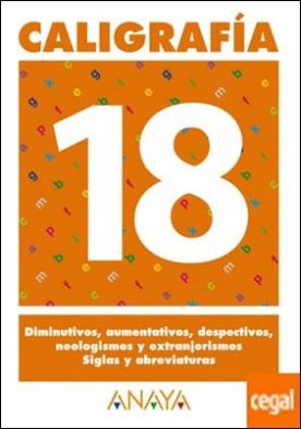 Caligrafía 18.