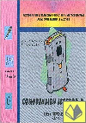 Comprensión lectora 2 . PROGRAMA ESTRATEGIAS COGNITIVAS Y METACOGNITIVAS PARA COMPREND.LE
