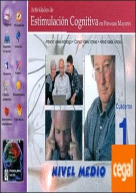 Actividades de estimulación cognitiva en personas mayores . nivel medio
