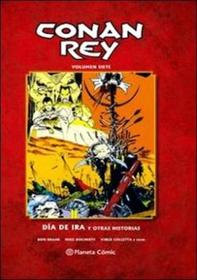 Conan Rey nº 07/11. Día de ira y otras historias por Elena Ortells Montón, John Smith
