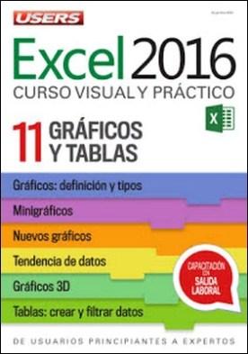 Excel 2016 – Gráficos y tablas: De usuarios principiantes a expertos - Curso visual y práctico - 11 por Claudio Peña PDF