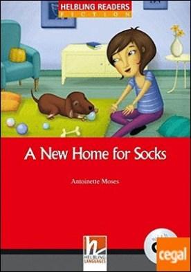 A new home for socks + cd