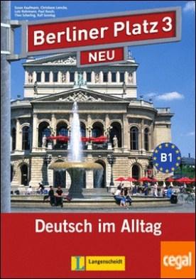 Berliner platz 3 neu, libro del alumno y libro de ejercicios + cd + d-a-ch