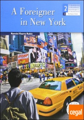 BAR 2º Bach. A Foreigner in New York