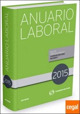 Anuario Laboral 2015 (Papel + e-book) por Lex Nova, TRLN PDF