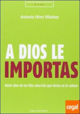 A Dios le importas . Hazte ateo de ese Dios aburrido que tienes en la cabeza por Pérez Villahoz, Antonio