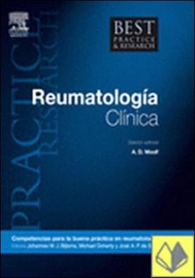 Best Practice & Research. Reumatología clínica, vol. 23, n.º 2: Competencias para la buena práctica en reumatología