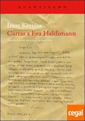 Cartas a Eva Haldimann