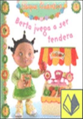 Berta juega a ser tendera.