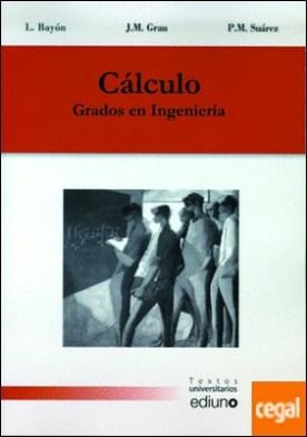 Cálculo Grados en Ingenier¡a