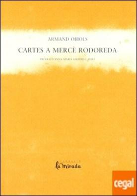 Cartes a Mercè Rodoreda