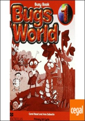 BUGS WORLD 1 Busy Book