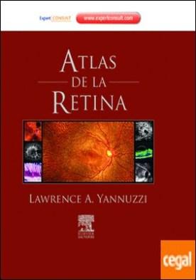 Atlas de la retina + ExpertConsult