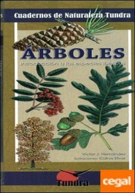Arboles: introducción a las especies ibéricas