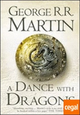A dance with dragons . A song of ice and fire, 5