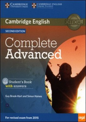 Complete Advanced Student's Book with Answers with CD-ROM 2nd Edition