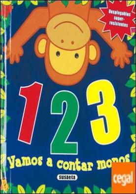 1, 2, 3 - Vamos a contar monos