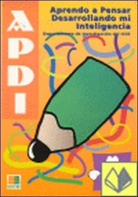 APDI 2 . Aprendo a Pensar Desarrollando mi Inteligencia