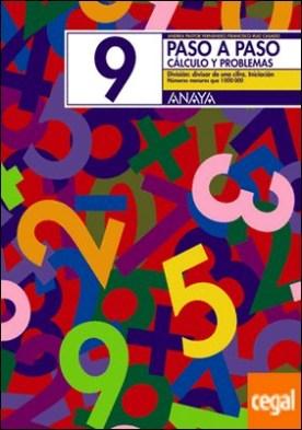 9. División: divisor de una cifra. Iniciación