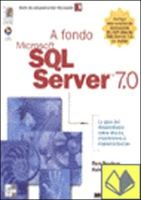 A fondo Microsoft SQL Server 7.0