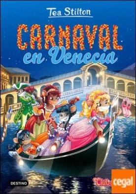 Carnaval en Venecia . Tea Stilton 25
