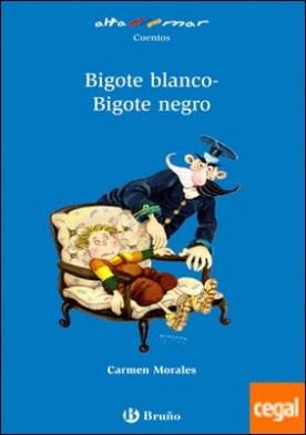 Bigote blanco-Bigote negro