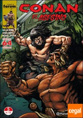 Conan El asesino nº 05/06 por Bunn, Cullen PDF