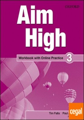 Aim High 3. Workbook + Online Practice Pack