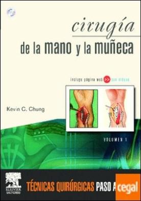 Cirugía de la mano y la muñeca, 2 vols. + DVD y Website