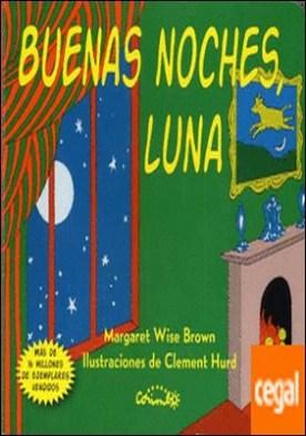 BUENAS NOCHES LUNA-CARTÓN