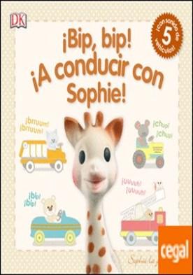 ¡A CONDUCIR CON SOPHIE! . Libro infantil de sonidos