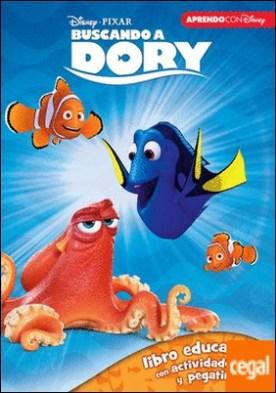 Buscando a Dory (Libro educativo Disney con actividades y pegatinas)