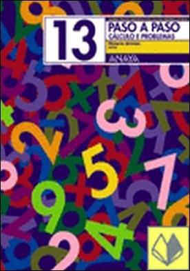 Cálculo e Problemas 13.