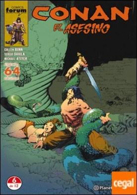 Conan El asesino nº 06/06 por Bunn, Cullen PDF