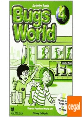 BUGS WORLD 4 Ab Pk (new C)