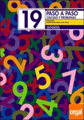 19. Fracciones. Distinto denominador