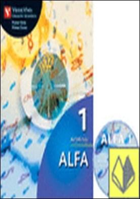 Alfa 1, matemáticas, 1 ESO, 1 ciclo