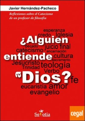 ¿Alguien entiende a Dios? . Reflexiones sobre el Catecismo de un profesor de filosofía